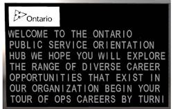 Ontario Public Service Announcements