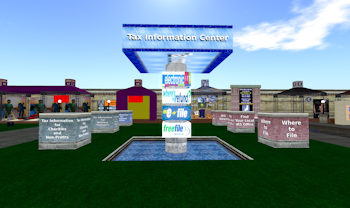 Internal Revenue Service in Second Life